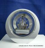 Reloj esquelético redondo K8052 del escritorio
