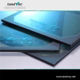 海外のLandvacキャビネットガラスのドアのための販売サービス真空によって絶縁されるガラスパネルの後で