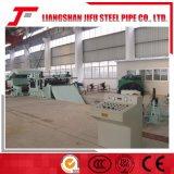 Hoja de acero de alta velocidad de la bobina del CNC que raja la línea