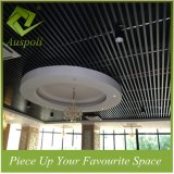 Carrelage au plafond en tôle carrée en aluminium pour restaurant
