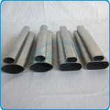 Pipes ovales elliptiques d'acier inoxydable pour des balustrades