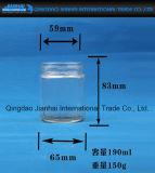 botella de cristal del tarro del atasco de 200ml 300ml para el almacenaje