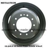 Двойно стальная оправа колеса для тележки Ford