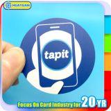 Programmeerbaar koop Ntag215 op metaalRFID Markering NFC voor promotie