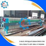 Het gebruik in de Riolering van de Fabriek van het Document ontwatert Machine