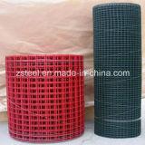 Rete metallica saldata ricoperta PVC dell'acciaio inossidabile per le vendite calde