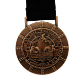 메달 보스톤 마라톤 메달 포상의 10년 경험있는 공장