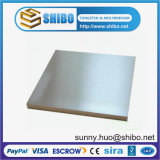 Plaques/feuilles de tungstène de qualité au bon prix