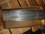 電流を通された切口ワイヤー360mm