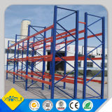 Rack de armazenamento de paletes de aço Warehouse