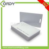 cartão da manga RFID do cartão da parte superior do EM de 125kHz em4100