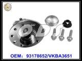 Conjunto de cojinetes del eje de rueda delantera (93178652) para Opel, Vauxhall
