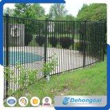 Fermeture en fer forgé / décoration en acier forgé à l'aide de clôtures antirouille