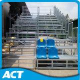 Outdoor Soccer Field를 위한 Metal 임시 정면 관람석