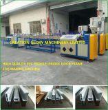 Niedrige Energieverbrauch-Gefriermaschine-Türrahmen-Strangpresßling-Produktions-Maschine