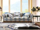 كلاسيكيّة رفاهيّة أريكة مع زخرفة قطرة