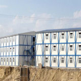 Casa modular fabricada acero prefabricado con el Ce Ceritfication