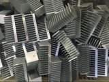 Qualitäts-Kühlkörper-Kühlkörper-geklebtes Flosse-Aluminium
