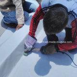 membrane de imperméabilisation de PVC d'épaisseur de 1.2mm avec le certificat d'OIN