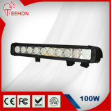 17 duim 100W LED Light Bar voor SUV ATV UTV