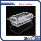 Doos van de Container van de Hamburger van de Verpakking van het Voedsel van het keukengerei de Plastic