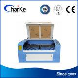 Hölzernes Feder-Papier Acryl-CO2 Ausschnitt-Laser-Gravierfräsmaschine