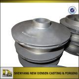 Подгонянная турбинка отливки облечения нержавеющей стали