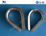Cosse légère de type européenne de l'acier inoxydable AISI316 ou AISI304