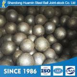 65mn schmiedete Stahlkugel für kupfernen Bergbau