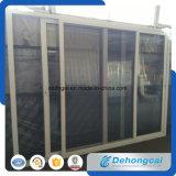 Finestra di scivolamento di alluminio durevole della tenda di prezzi di fabbrica UPVC
