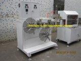 Macchinario di plastica automatico dell'espulsione per la fabbricazione del tubo rinforzato intrecciato