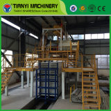 Tianyiの縦の鋳造物EPSの壁のセメントサンドイッチパネルの機械装置