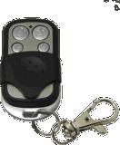 熱い販売! ! 開くべきパスワードおよびICのカードが付いている無線ガラスドアロック(ドアの側面と) (LY15CR2-11BM)