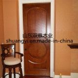 Het beste Houten Ontwerp van de Deuren van China van de Teak Houten Stevige Houten Binnenlandse