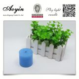 3X5 por atacado Pillar Candles/White Candle para Christmas Decorative
