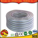 Alta pressione di plastica del PVC. Tubo flessibile del tubo dello spruzzo dell'aria di /PVC