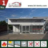 Aluminio Half Dome Tent para la Promoción de Liri Carpa