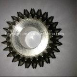 Прямо Teethed коническое зубчатое колесо шестерни высокой эффективности Bevel шестерни прямое