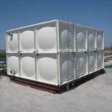 Serbatoio sezionale dell'acqua della vetroresina di FRP GRP con il migliore prezzo