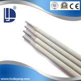 Électrodes de soudure d'Inox
