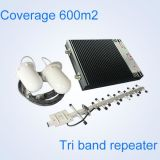 Tri Band Mobile Phone Signal Repetidor Booster