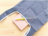 Wesentlich bestellte Polyester-faltenden Wäscherei-Beutel mit elastischer Brücke voraus