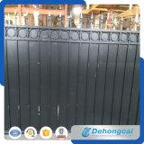 Recinzione ornamentale poco costosa/barriera di sicurezza del ferro saldato