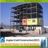 Prefab Factory Office Galvanized Light Steel Structure Building