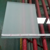 10mm half Acid Frosted Tempered glasses for Shower