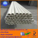 Tubo de cerámica del rodillo del horno del alúmina resistente de alta temperatura