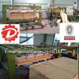 La BV réussissent la machine de Jointer de panneau de machines de travail du bois de compositeur de placage de faisceau