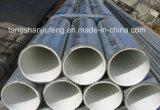 De Pijp van het staal van het Plastiek van de Voering voor Drinkwater vervoert