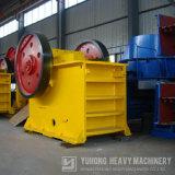 Yuhong hochwertige Berufsbauxit-Kiefer-Zerkleinerungsmaschine für Verkauf