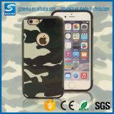 Caixa Shockproof acessória do telefone camuflar do telefone para o iPhone 6/6 positivo